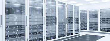 Hosting Services Netsmart Server rooms in a clinical setting