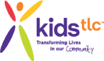Kids TLC Transforming Lives in our Community Logo