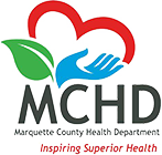 Marquette County Health Department logo