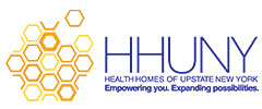 HHUNY Healthhomes of Upstate New York Logo