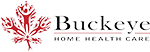 Buckeye Home Health Care Logo