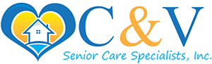 CV Senior Care Specialists Logo