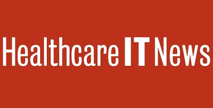HealthcareIT News logo