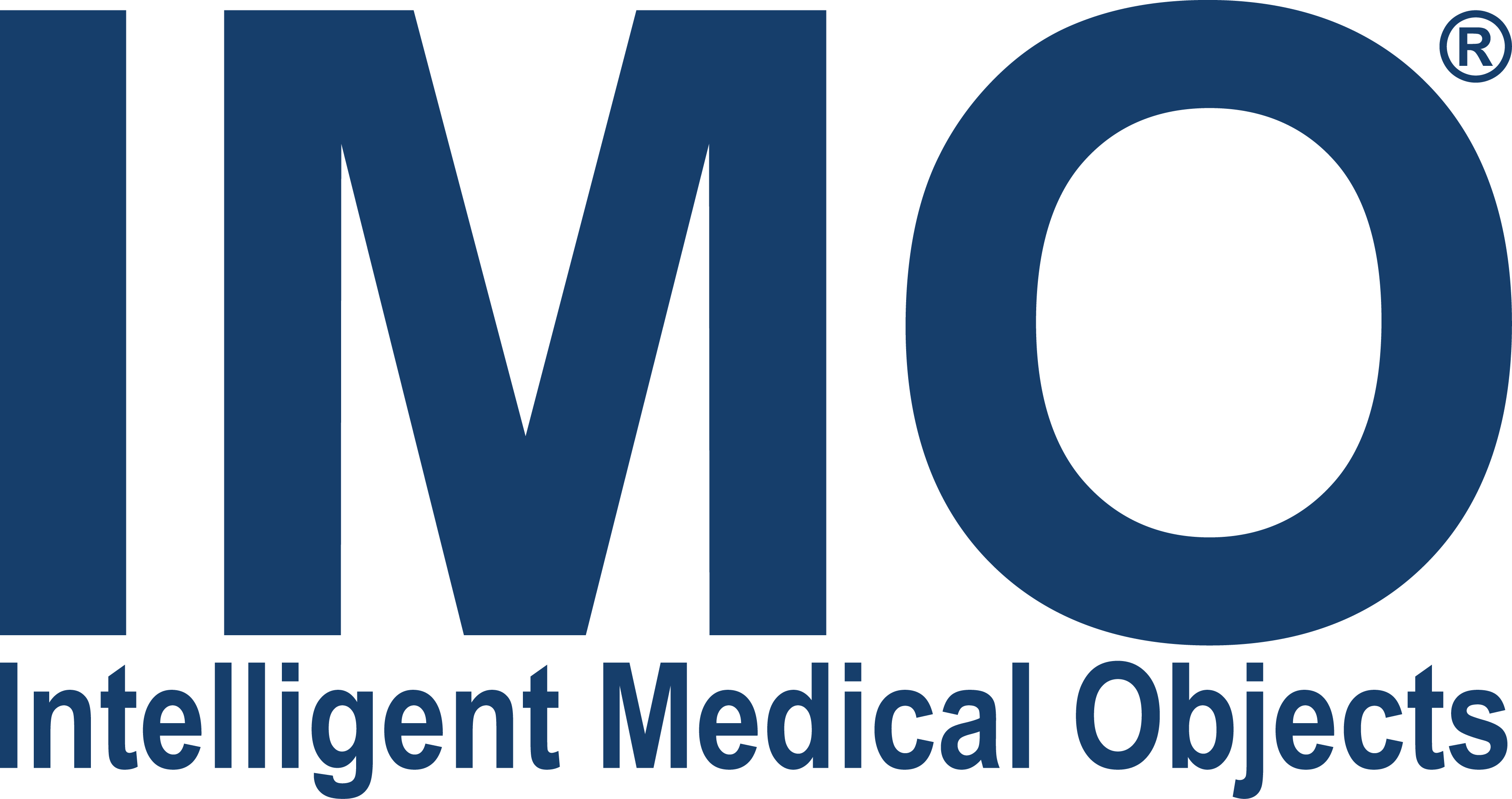 IMO Intelligent Medical Objects Logo