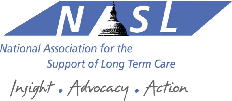 National Association for the Support of Long Term Care Logo