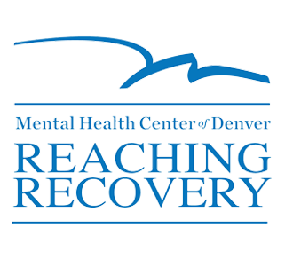 Mental Health Center of Denver Reaching Recovery Logo